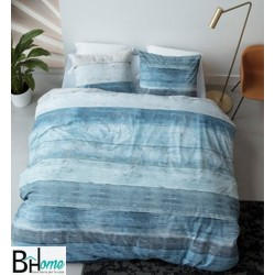 completo Letto Singolo Lived Blue Beddinghouse